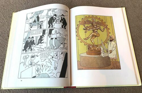 Rare B/&W Facsimile 1st Edition Tintin Books English 1989-06 BUY INDIVIDUALLY EO