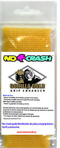 Symbole De La Marque Gorilla Gold MÍni Antideslizante Toallita Padel Tennis No+crash® Nomascrash