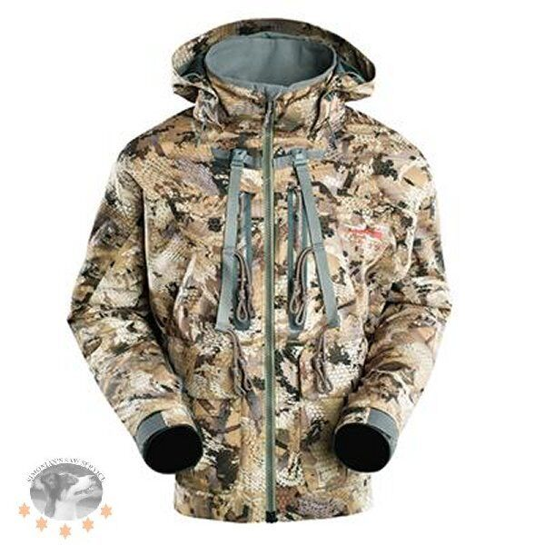 Sitka Gear Delta Vadeo Chaqueta Optifade Marsh 50119 WL