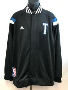 New Minnesota Timberwolves Mens Sizes 3XL-4XL +2 Adidas Black FSTR Jacket