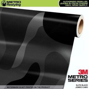 JUMBO AMERICA Camouflage Vinyl Vehicle Car Wrap Camo Film Sheet Roll Adhesive