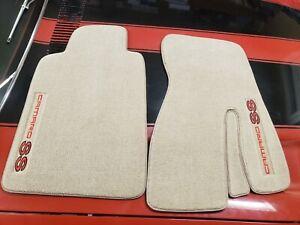 1997 2002 Chevrolet Camaro Slp Ss Floor Mats Oem New Tan Beige 97 98 99 00 01 02 Ebay