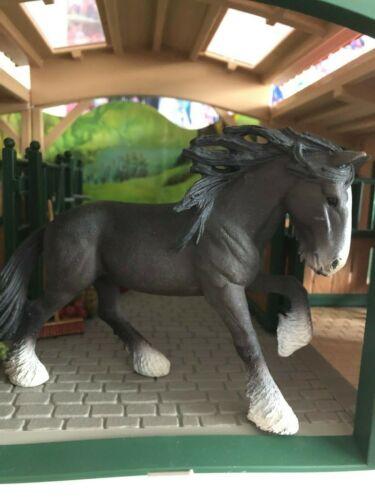 Schleich Pferd knabstrupper Percheron Hengst Stute shire horse welsh island pony