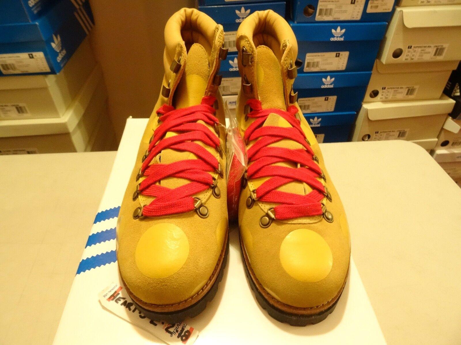 NEUF Rare Adidas X Jeremy Scott Pois JS démarrage G50730 Panton rouge Homme Taille 10
