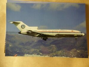 UNION-OF-BURMA-AIRWAYS-B-727-193-XY-ADR-COLLECTION-VILAIN-N-294