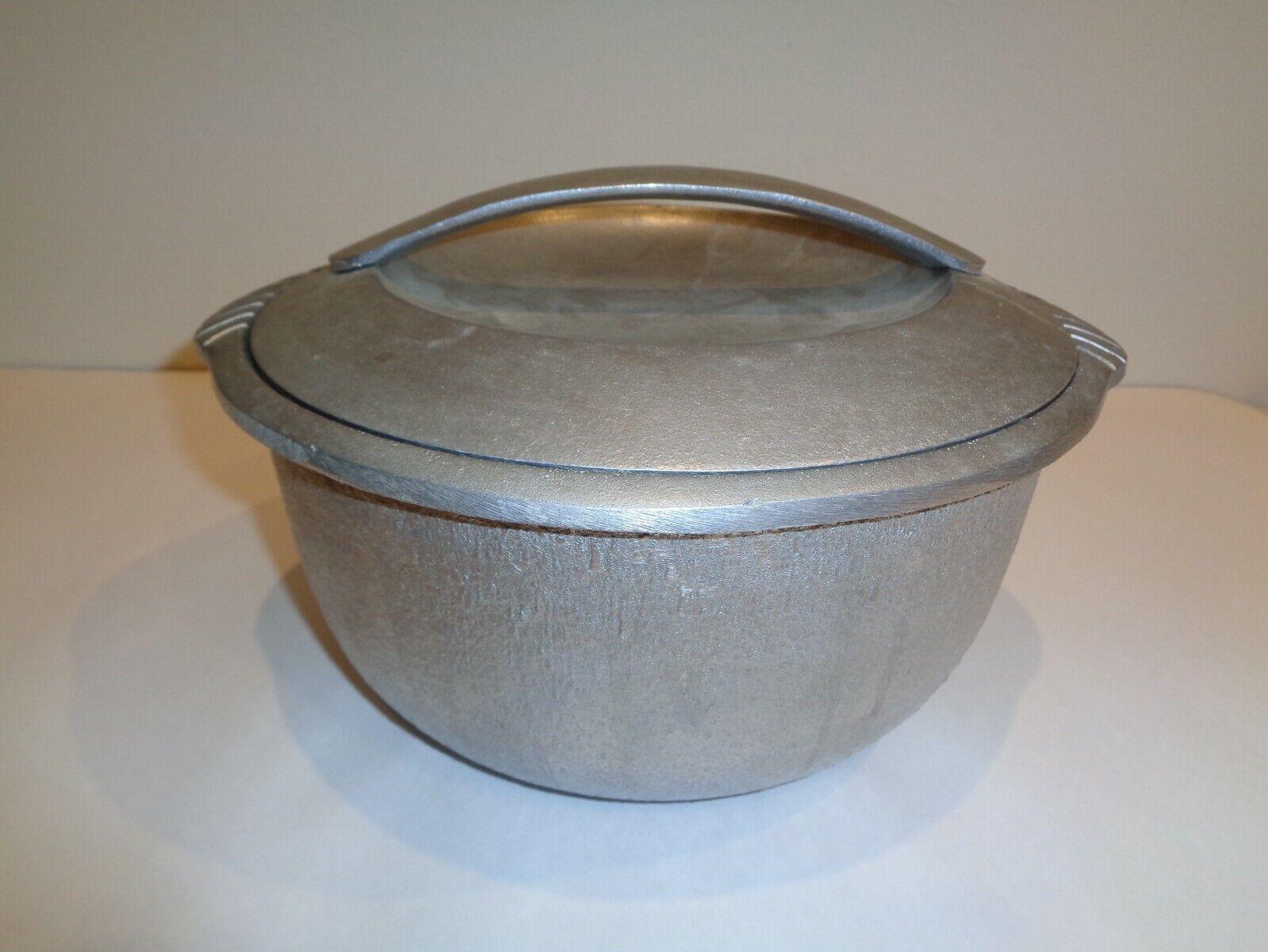 Wilton Mount Joy Pa nouveau étain Hollandais Four Pot avec couvercle