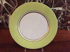 REICHENBACH color Colección, Plato Para Torta / CON BANDERA Ø 20cm EN VERDE