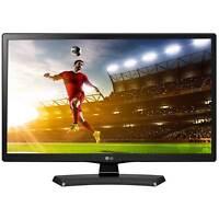 "LG 24MT48S 24"" Smart HD Ready IPS LED TV Wi-Fi & Freeview & Freesat - Black"