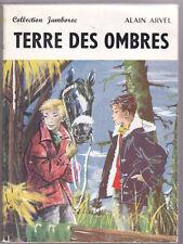 Terre des ombres Alain ARVEL Collection Jamboree 1957