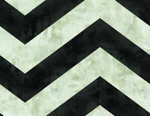 Image Is Loading Wallpaper Modern Abstract Black And Putty Gray Large