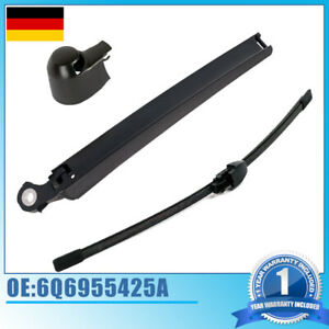 HECK-SCHEIBENWISCHER-HINTEN-fuer-VW-GOLF-4-5-Limo-PASSAT-3B-Kombi-POLO-9N