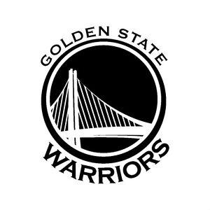 Decal Vinyl Truck Car Sticker - Basketball NBA Golden State Warriors | eBay