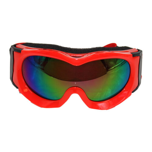 Kids Motorcycle Goggles Bike Sport Eyewear ATV Riding Cycling Anti-UV Glasses