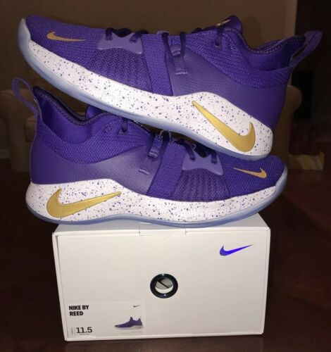 Nike Purple Id Playstation Gold 2 Pg Zoom Ps4 11 George 5 Ii Paul 1 Yellow Mamba AtqwgAr