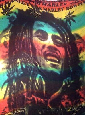 Sarong Bob Marley Black White Lions Beach Wrap Tapestry Wall Hanging Paero New B