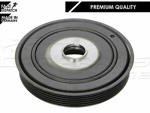 for peugeot 107 206 307 1007 1 4 hdi crankshaft pulley torsion vibration damper ebay. Black Bedroom Furniture Sets. Home Design Ideas