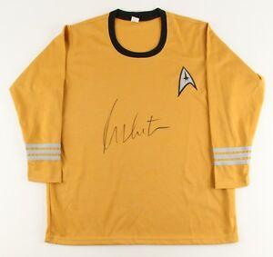 distance William Shatner Signed Star Trek
