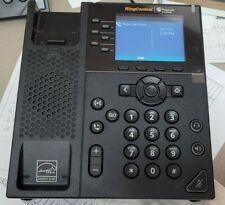 Polycom Plantronics Vvx 350 Voip Business Media Phone