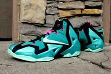 online store ee774 c2067 item 1 Nike Lebron XI South Beach Men s Basketball Shoes Size 13 -Nike  Lebron XI South Beach Men s Basketball Shoes Size 13