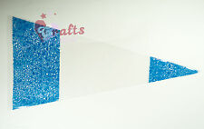 "25 Quality ""Blue"" Cone Cellophane Sweet 