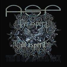 Per Aspera ad Aspera: This Is Gothic Novel Rock by ASP (CD, Oct-2014, 2...