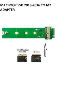 Scheda adattatore M.2 Ngff Ssd Converter per Macbook Air A1466 A1465 2012