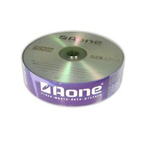 25-x-AONE-BLANK-CD-R-RW-CD-DISCS-700MB-80-MINS-52X-for-DATA-PHOTOS-VIDEO-by-AONE