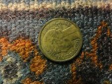44)  1939 Coin 1 Franc Repvbliqve Francaise Liberte Egalite Fraternite