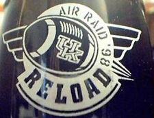 University Kentucky 1998 Air Raid Coca-Cola Coke Bottle