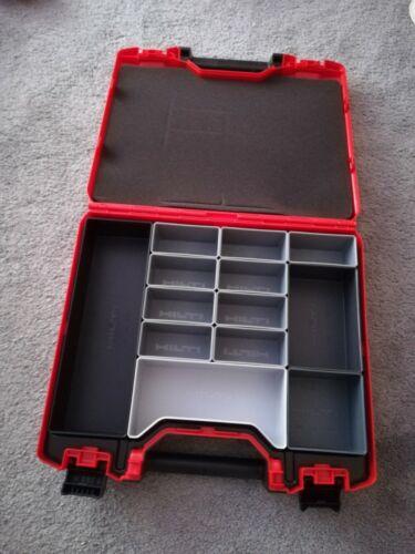 menuisier Nouveau style Hilti consommable Case pour Dryliner plombier électrique