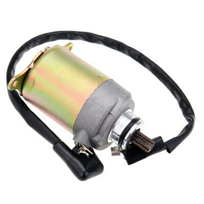 Electric Starter Motor For 150cc 125cc 4 Stroke GY6 Chinese Scooter ATV Moped