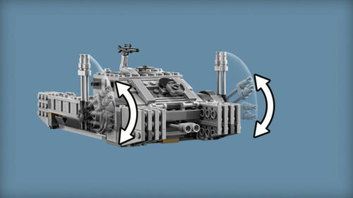 LEGO® Star Wars™ 75152 Imperial Assault Hovertank™ NEU OVP NEW MISB NRFB