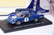 Alpine Renault A220 - Mauro Bianchi - Circuit de Zeltweg 1968 #5 - Eligor