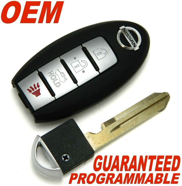 OEM 2013 2014 2015 NISSAN ALTIMA REMOTE KEY FOB SMART KEY