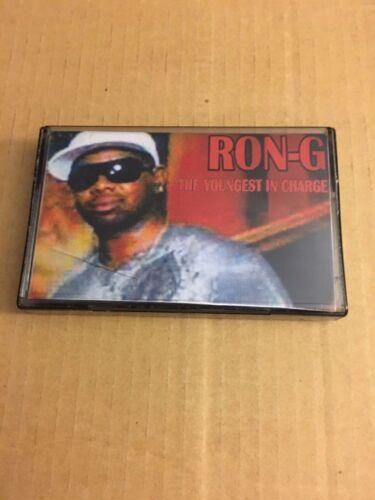 DJ Ron G 4/26/91 1991 Harlem Uptown NYC Mixtape CLASSIC Cassette 90s Hip Hop