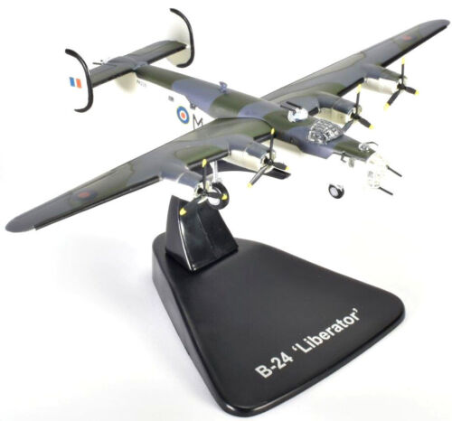 """Consolidated B-24 /""""Liberator/"""" 1:144 Scale Diecast Model"""