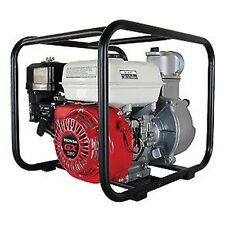"2"" High Pressure Transfer Water Pump - 6.5 HP - 130 GPM - Honda GX Engine"