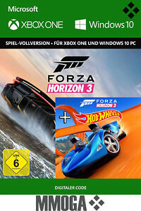 Forza-Horizon-3-III-Hot-Wheels-DLC-Key-Xbox-One-amp-Windows-10-PC-Code-EU-DE