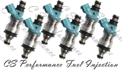 OEM Denso Fuel Injectors Set for 94-01 Toyota Camry 3.0 V6 95 96 97 98 99 00