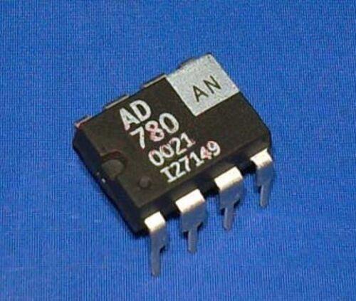1PCS AD780AN 2.5 V//3.0 V haute précision référence DIP8