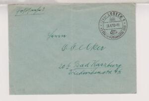 BUND-Postsache-SST-Luebeck-Edeka-Verbandstag-26-6-50-Faltbug