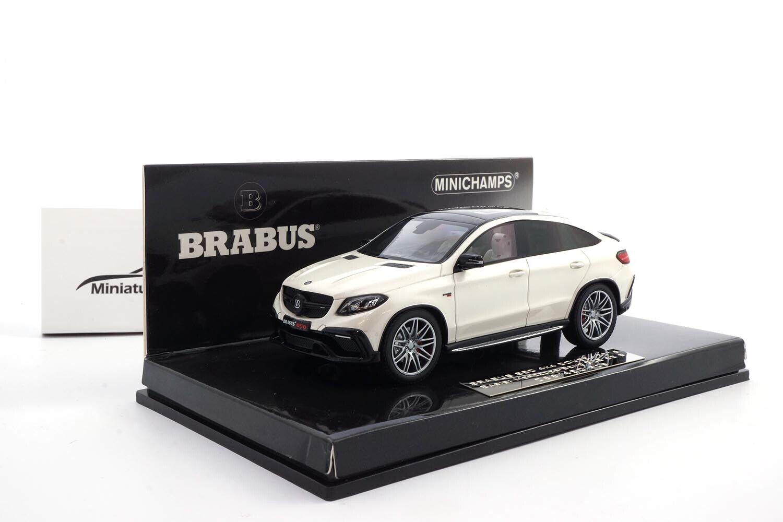 437034310 Minichamps BRABUS 850 (Mercedes-Benz GLE 63 S) - Bianco - 2016 - 1 43