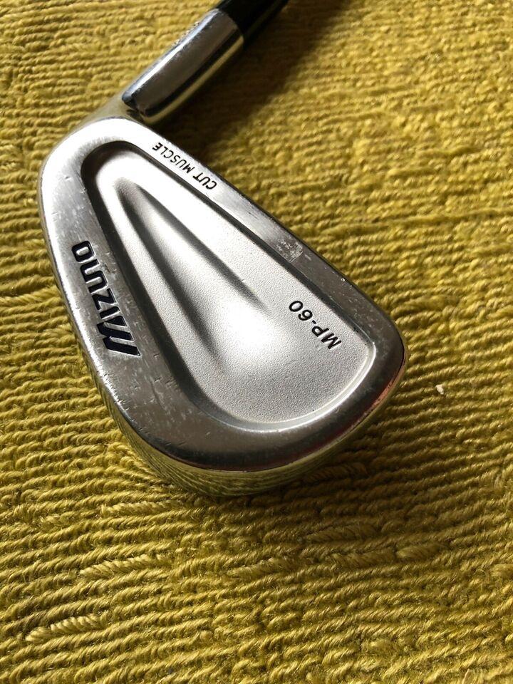 Stål golfjern, Mizuno MP-60