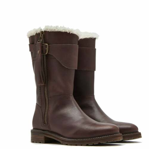 UK 6 7 /& 8 LEFT Joules Finchdale Mid Height Boot RRP £179 Now £129
