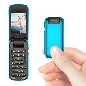 Mini-Small-GSM-Mobile-Flip-CellPhone-Music-Dialer-L8start-BM60