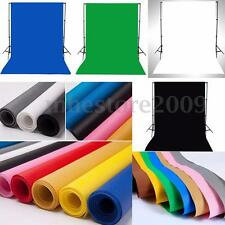 3x5ft Photography Backdrop Background Photo Stand Cotton Muslin Studio Photoprop