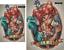Pintura De Diamante Disney Princesa Tatuaje Pin Up Elsa Merida Ariel Belle Alice UK