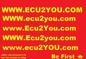 www-ECU2YOU-COM-DOMAIN-FOR-SALE-SMART-CHOICE-IN-CAR-AUTO-PARTS-SPARES-BUSINESS