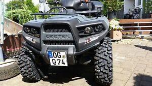 Quad ATV Cectek Gladiator 525 efi T6 Lof (Can am,Polaris,Arctic Cat,CF Moto) - Rheinau, Deutschland - Quad ATV Cectek Gladiator 525 efi T6 Lof (Can am,Polaris,Arctic Cat,CF Moto) - Rheinau, Deutschland