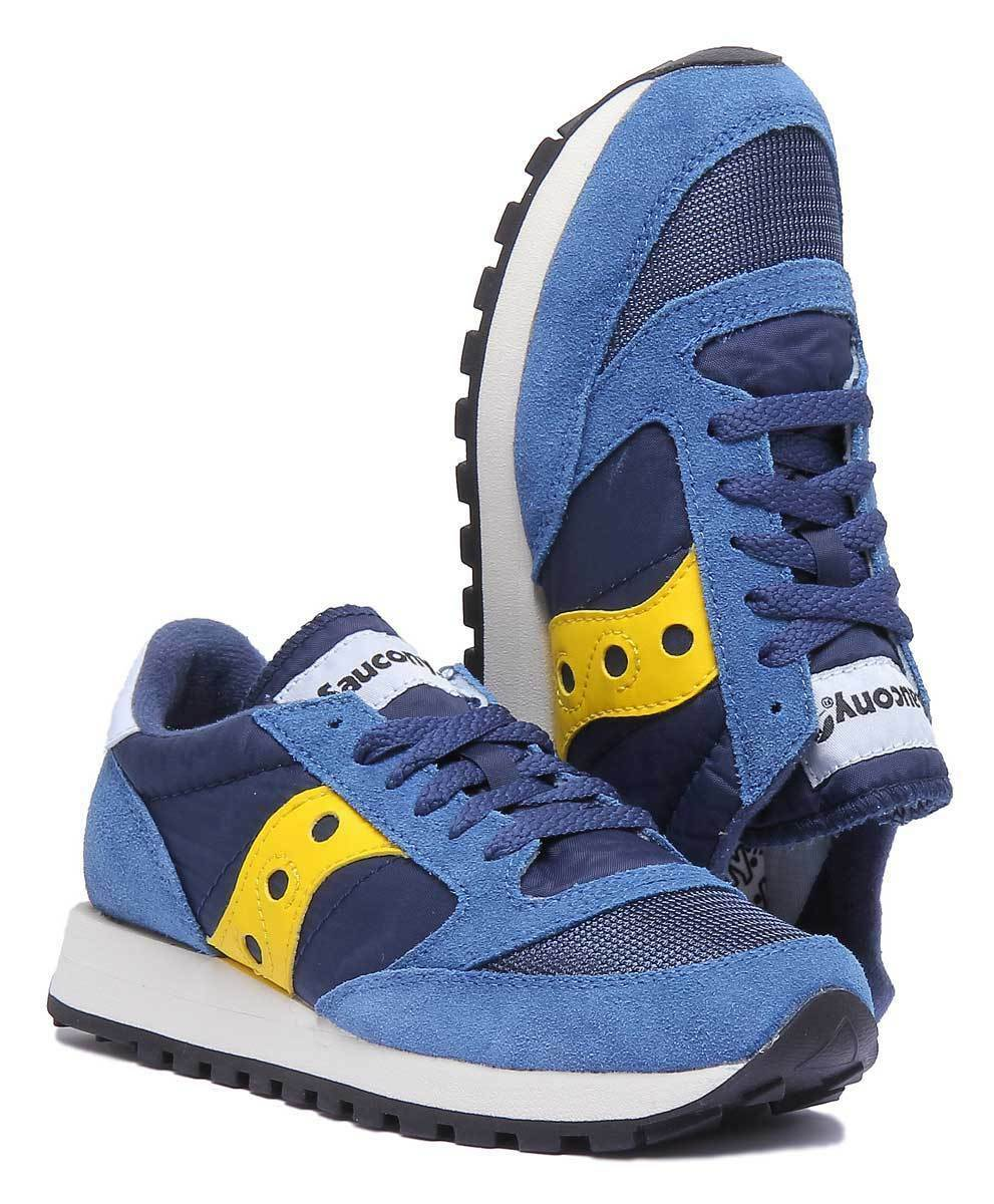 Saucony Jazz Jazz Jazz Original Women Miscellaneous bluee Trainers 5473ec